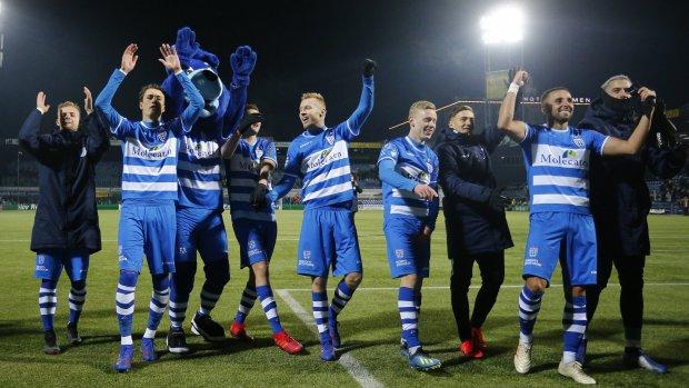 Stam zorgt met PEC voor valse start Feyenoord