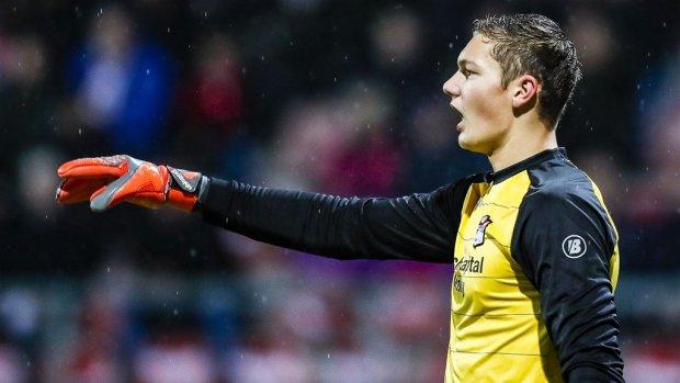 Broer FC Emmen-doelman Kjell Scherpen ligt in coma