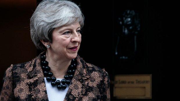 Plan B van May: meer onderhandelingen over plan A