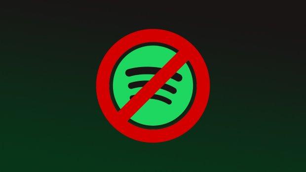 Spotify laat gebruikers nu artiesten blokkeren