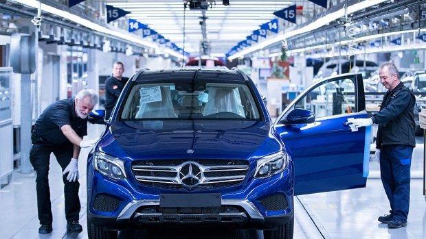 'BMW en Daimler willen samenwerken bij bouw zelfrijdende auto's'