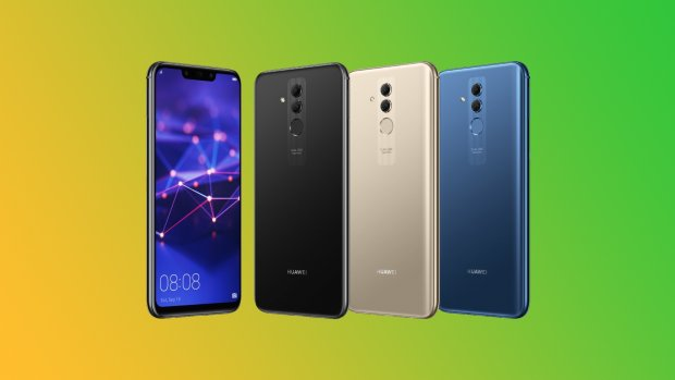 Bright Stuff: Huawei Mate 20 Lite