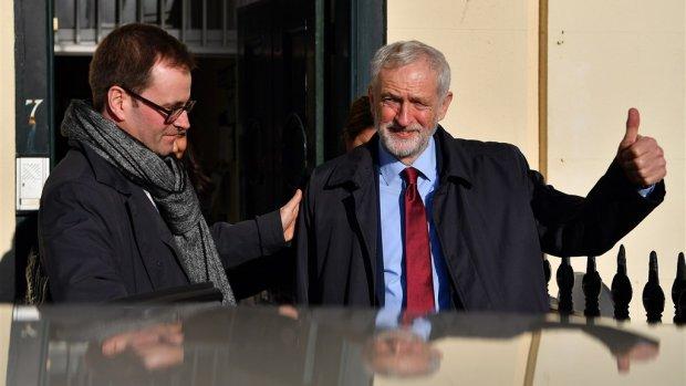 Oppositieleider Corbyn wil stemming over nieuw brexit-referendum