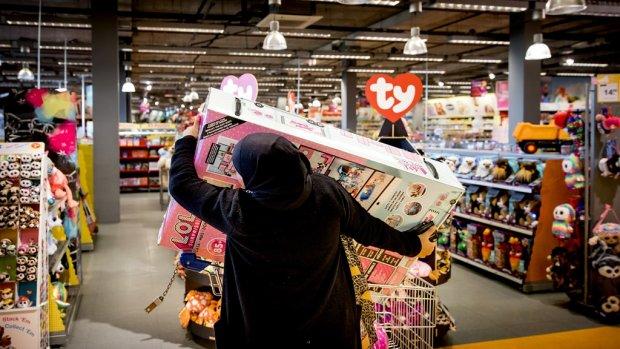 Afbrokkelend Blokker verkoopt ook het Belgische Maxi Toys