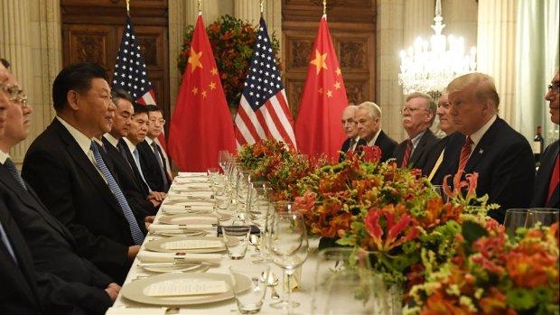2019: groeiende angst voor handelsoorlogen en cyberaanvallen