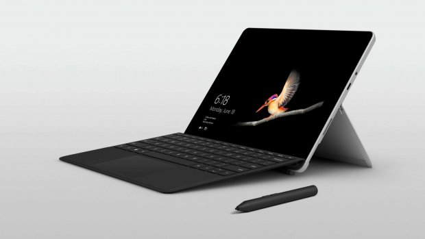 Bright Stuff: Microsoft Surface Go