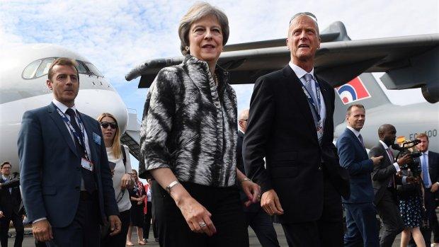 Airbus-ceo dreigt uit VK te vertrekken door 'brexit-gekte'