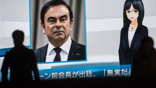Ghosn nu ook weg als topman bij Renault