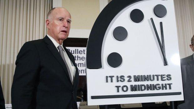 Nepnieuws, wapenrace en klimaatverandering: Doomsday Clock op 2 voor 12