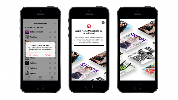 'Apple komt met nieuwe iPod touch en tijdschriftenabonnement'