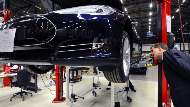 Belastingvoordeel e-auto's: 1700 euro per vermeden ton CO2