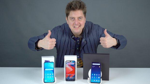 De beste smartphones van 400 tot 600 euro