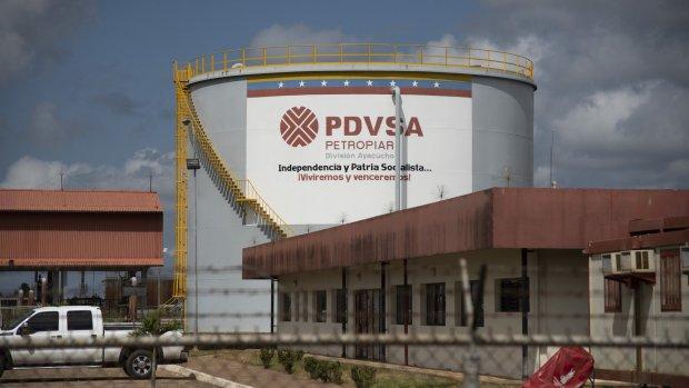 VS gebruikt olie-export als drukmiddel op Venezuela