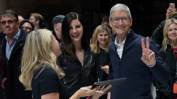 'Apple start in april met Netflix-achtige videodienst'