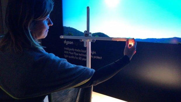 Eerste indruk: de slimme Lightcycle-lampen van Dyson