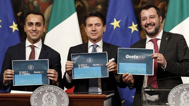 Italië in recessie: vrees voor extra bezuinigingen