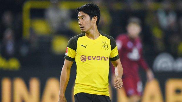 Shinji Kagawa maakt het seizoen af bij Beşiktaş