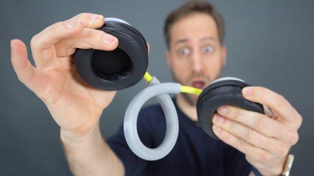 'Groene' koptelefoon komt speciaal voor jou uit de 3D-printer