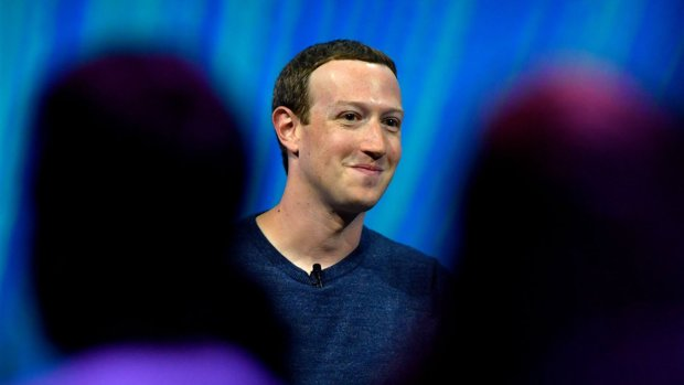 Facebook-ceo Mark Zuckerberg begint podcast
