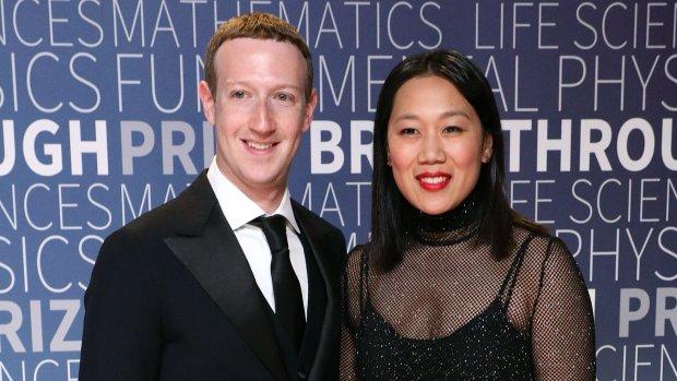 Zuckerberg in top 5 rijksten van de wereld na koerssprong