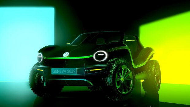 Volkswagen maakt zijn Buggy ook elektrisch