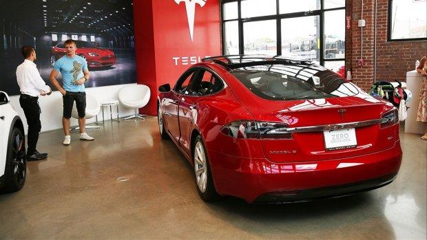 Hogere bijtelling: haast geen Tesla verkocht in januari