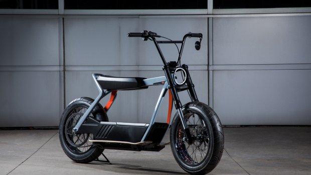 Harley-Davidson werkt ook aan elektrische brommers
