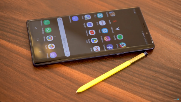 Bright Stuff: Samsung Galaxy Note 9