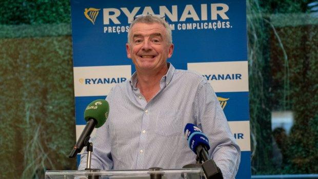 Ryanair heeft last van lage ticketprijzen, 'winst voor reiziger'