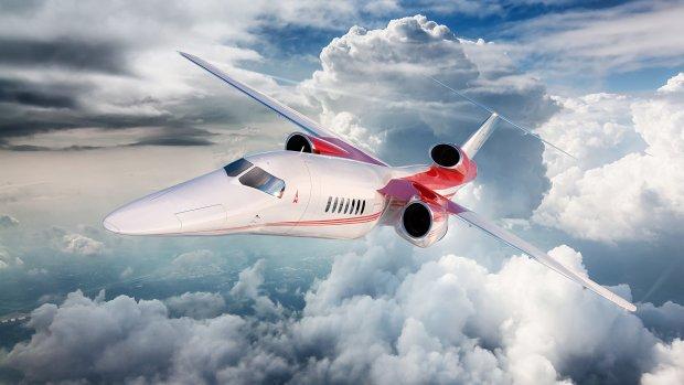 Ook Boeing ziet brood in supersonisch zakenvliegtuig