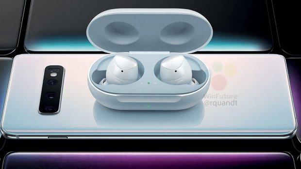 'Nieuwe draadloze Samsung-oordopjes laad je op met smartphone'