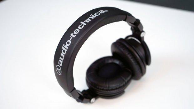 Getest: draadloze koptelefoon Audio-Technica M50xBT