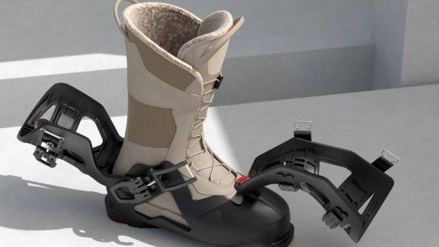 Nieuwe skischoen waarin je ook goed kunt lopen