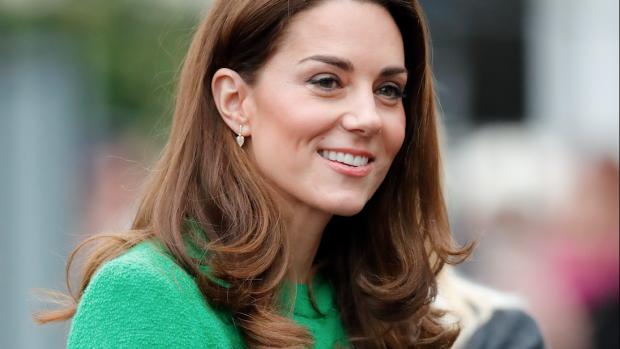 Kate Middleton draagt jurk met Nederlands tintje