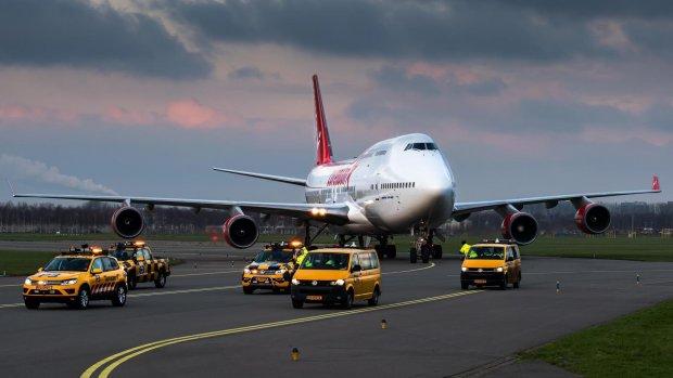 Deze Boeing wordt een 5D-attractie in Badhoevedorp