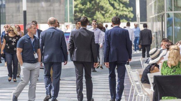 Amsterdam in trek, mede door brexit ruim 7000 banen erbij
