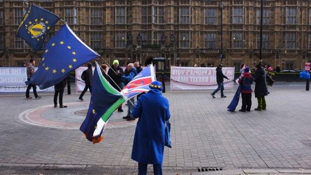 'EU zet miljarden noodhulp opzij voor Ierland bij no-dealbrexit'