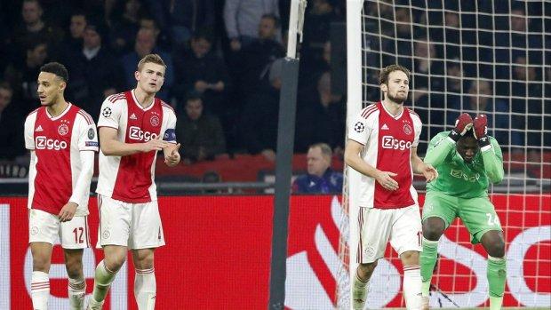Gehele verdediging van Ajax staat op scherp