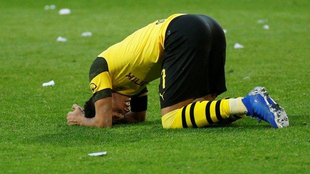 Sancho zorgt voor vertraging Borussia Dortmund
