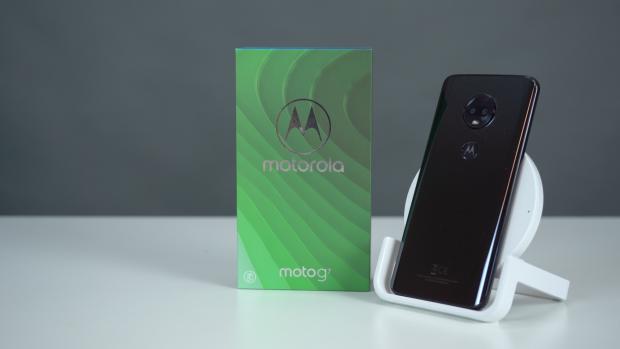 Bright Stuff: Motorola Moto G7