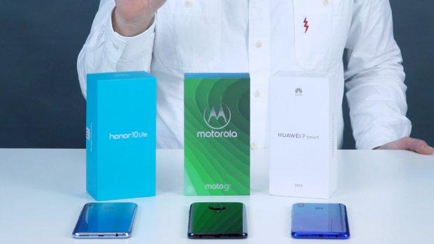 De beste smartphones onder de 250 euro