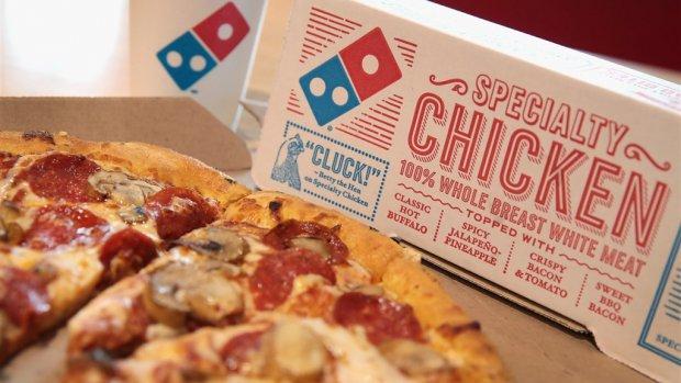 Domino's Pizza wil groeien, franchisers protesteren