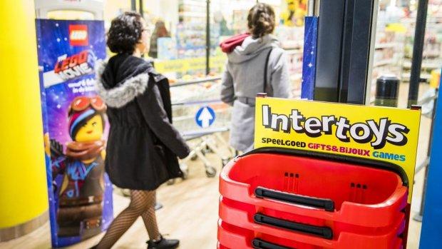 Intertoys: we hebben last van internet, Kruidvat en Aldi