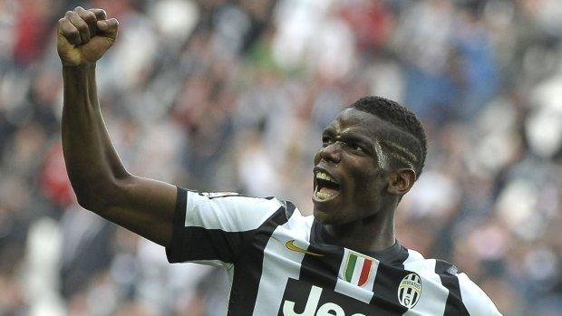 Een aantal transfervrije spelers die Juventus contracteerde