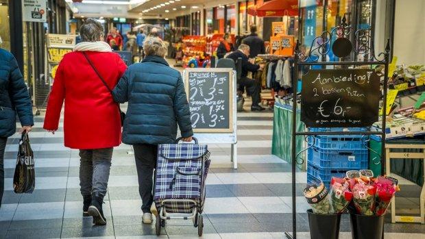 Nederlandse economie groeit met 2,5 procent