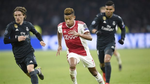 Ajax staat weer op de kaart: 'Het is een geduchte tegenstander'