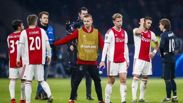 France Football keihard: Frenkie de Jong slechtste Ajacied