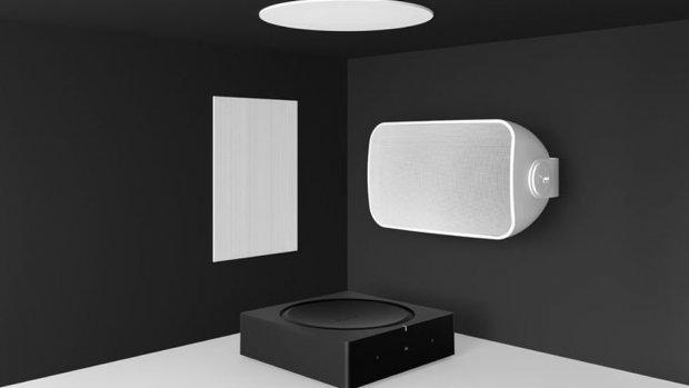 Sonos heeft nu ook inbouwspeakers