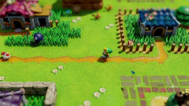 Nintendo verrast met nieuwe Zelda, Mario en Tetris