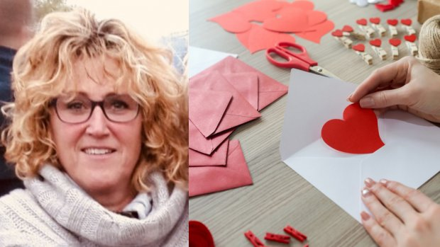 Valentine Valentijn is jarig op Valentijnsdag